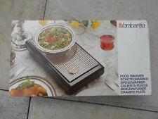 BRABANTIA TEA LIGHT FOOD/PLATE FOOD WARMER