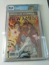 New X-men #46 CGC 9.8 1:10 Marc Silvestri Variant Limited Edition X-men Label