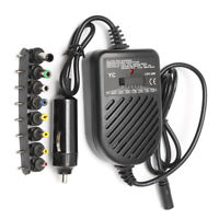 Car Laptop Charger Power Supply DC Adapter For HP ASUS DELL Lenovo Samsung