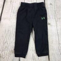 Under Armour Baby Boys Size 24m sweatpants athletic pants black