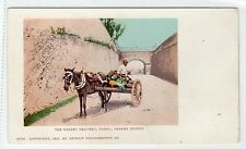 THE MARKET DELIVERY, NASSAU: Bahamas postcard (C11621)