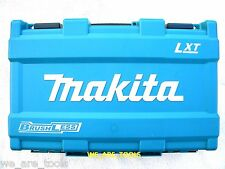 MAKITA LXT239 COMBO CASE FOR 18V DRILL/IMPACT LXPH05,LXDT08,BHP452,BTD141,LXDT04