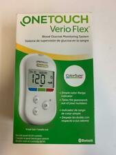 One Touch Verio Flex Meter - Blood Glucose Monitoring Kit