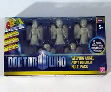 Doctor Who Weeping Angels Army Builder Multi Pack - Mini-Figs - New & Sealed