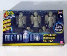 Doctor Who ANGELI piangenti Esercito BUILDER Multi Pack-Mini-FICHI-NUOVO e SIGILLATO