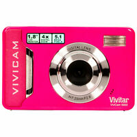 Vivitar ViviCam 5022 5.1MP Digital Camera