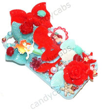 Limited Edition Giant Mermaid Starfish Seahorse Phone Case Kit FREE Pearls 10g