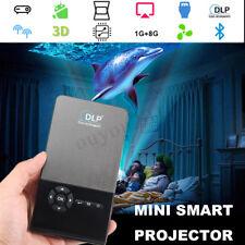 Smart Mini Projektor C2 Android 4.4 DLP Heimkino Projektor WiFi 1 8G BT4.0