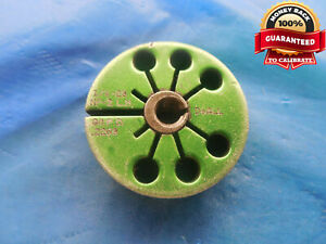 1/4 28 NF 2 LEFT HAND THREAD RING GAGE .25 GO ONLY P.D. = .2268 UNF-2 3A L.H.