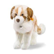 Steiff 079641 Cookie Hund 38 Cm Plüsch Braun/weiß