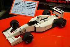 Tamiya 25171 1/20 Scale Model Kit McLaren Honda MP4/7 Formula One Senna/Berger