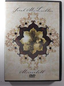 Mirrorball Live Sarah McLachlan - Music DVD Possession, REGION 4