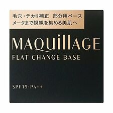 Shiseido MAQuillage Flat Change Base SPF15 PA++ 6g