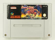 Super Nintendo *Demon´s Crest* SNES Modul
