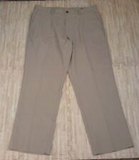 Adidas ClimaCool Light Brown Pants ~ Men's Size 38 x 32 ~ Golf Dress Casual