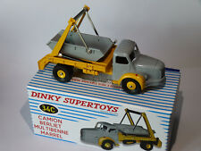 Camion BERLIET Multibenne Marrel  - ref 34C au 1/43 de dinky supertoys atlas