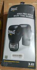 Everlast Pro Style Boxing Gloves 12oz