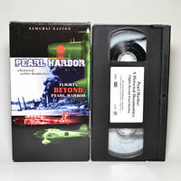 Flights Beyond Pearl Harbor Documentary VHS Tape | Free Shipping