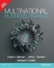 Multinational Business Finance by David K. Eiteman, Arthur I. Stonehill and M...