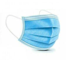 50 Stk Medizinische Einweg Mundschutz OP-Maske Schutzmaske 3-lagig Atemschutz