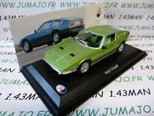 MAS9S voiture 1/43 LEO models : MASERATI collection : Indy coupé 1969