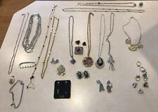 LOT Vintage SARAH COVENTRY JEWELRY Earrings, Pins, Bracelets, Necklaces, Rings