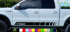 Ford F150 F-150 Vinyl Decal Sticker Graphics Sport Side Door x2 ANY COLOR - 072