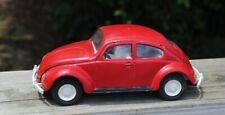 VINTAGE TONKA VW BEETLE RED GREAT PATINA 52680