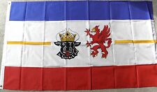 MECKLENBURG INTERNATIONAL COUNTRY POLYESTER FLAG 3 X 5 FEET