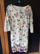 Butterfly lovely mini dress size 10