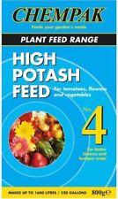 Chempak High Potash No 4 Make Liquid Plant Food Feed Fruit Flower Vegetable 800g