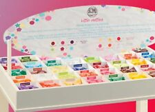 Bomb Cosmetics Wax Melts Little Hotties Full Box of 32 NEW Great Scents NEW