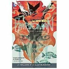 Batwoman Vol. 1: Hydrology (The New 52)-ExLibrary