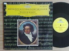 LUDWIG VAN BEETHOVEN (W.KEMPFF- PIANO CONCERTO N. 5 IN E FLAT MAJOR - LP 33 GIRI