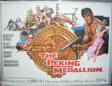 Cinema Poster: PEKING MEDALLION, THE 1985 (Quad) Elke Sommer Robert Stack