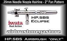 Iwata Eclipse Airbrush HP.SBS .35mm ( Airbrush Only ) + Free Insured Post