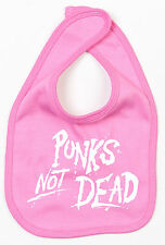 PUNKS NOT DEAD Pink Babylatz