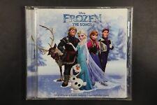 Kristen Anderson-Lopez And Robert Lopez – Frozen The Songs (C423)