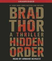 NEW Hidden Order: A Thriller (The Scot Harvath Series) by Brad Thor