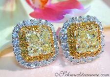 Diamant Echtschmuck aus mehrfarbigem Gold mit VVS Reinheit