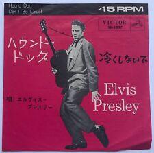 ELVIS PRESLEY-ORIGINAL HOUND DOG FROM JAPAN