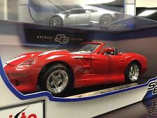 Maisto 1:18 Scale Special Edition Diecast Model - Shelby Series 1 (Red)