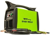 Mig Welder For Sale 120V 125 Amp Gasless Flux Core Only 125FC Wire Feed