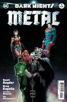Dark Nights Metal #1 / 3rd Printing Variant (DC, 2018) NM
