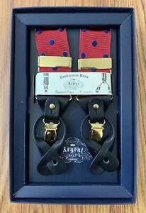The Regent Belt Company Gentlemen's Braces, Suspenders