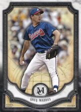 2018 TOPPS MUSEUM COLLECTION GREG MADDUX BRAVES #67