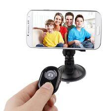 Inalámbrico Bluetooth Obturador Remoto SELFY para IPHONE 8 7 SAMSUNG S9 X S8 S7 + PLUS