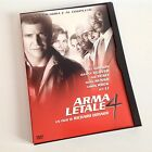 ARMA LETALE 4 Richard Donner DVD