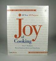 Joy of Cooking Windows 95 and 98 CD-ROM Irma Rombaner Factory