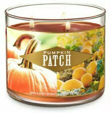 Barg & Body Works Pumpkin Patch Scented Candle